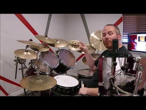 "How to Play ACDC ""TNT"" Drums"