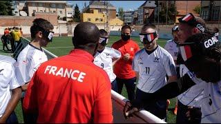 INSIDE : L'équipe de France de Cécifoot à Madrid - Champions d'Exception