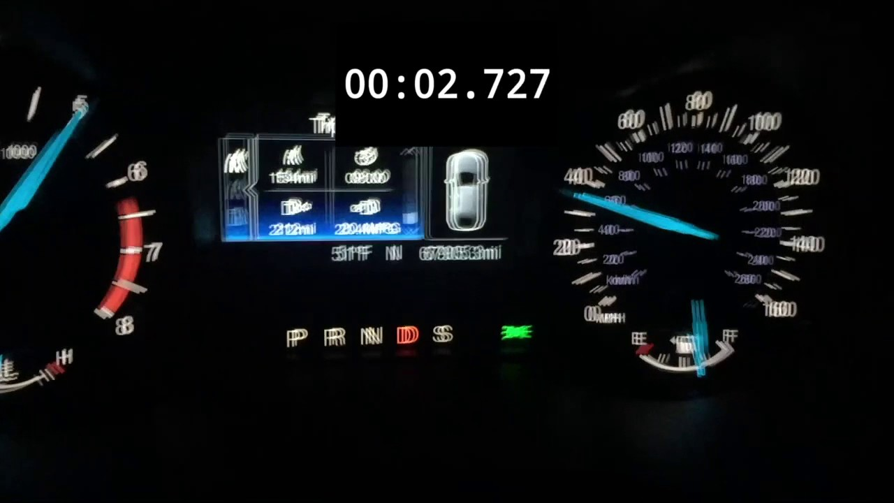 2014 ford fusion 2 0l ecoboost 0 60 time with stopwatch