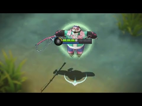 New Akai Skin Gameplay Review mobile legends Summer Party