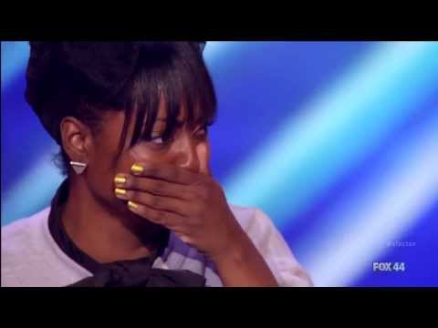 Ashly Williams -The X Factor USA Auditions