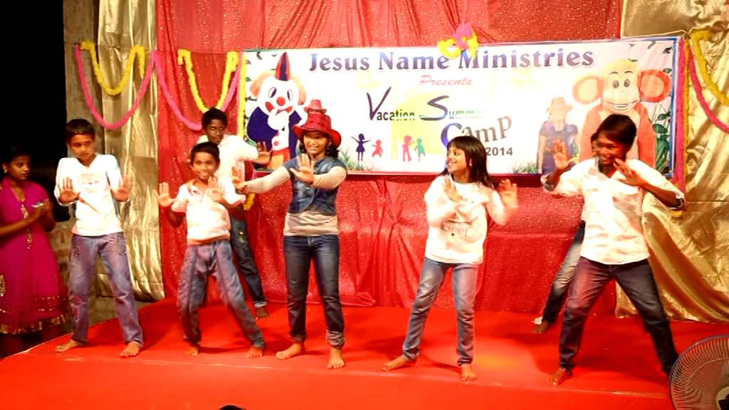 Tamil Christian Dance song -intha bhoomiyile - Dance by- Dafne ...