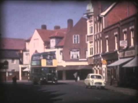 Horley in the 1960s