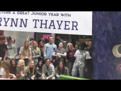BRYNN THAYER JUNIOR CLASS OFFICER