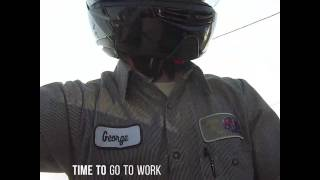 Day in the life of a Tanker driver