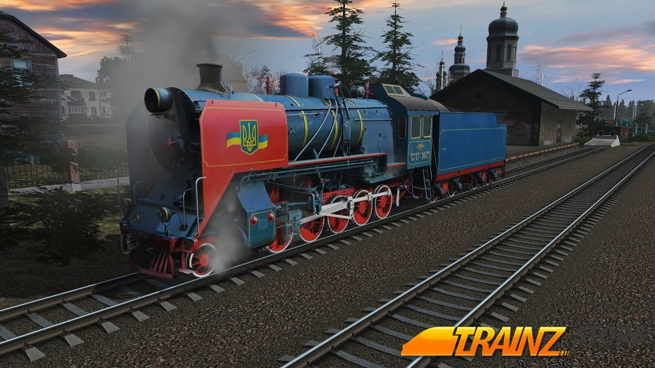 Trainz Simulator 2019 [ Auran Add-On ] - CO17-1471 (PayWare)