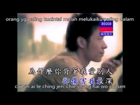 Wei Se Mo Ni Pei Ce Wo Ai Pie Jen (lirik Dan Terjemahan)