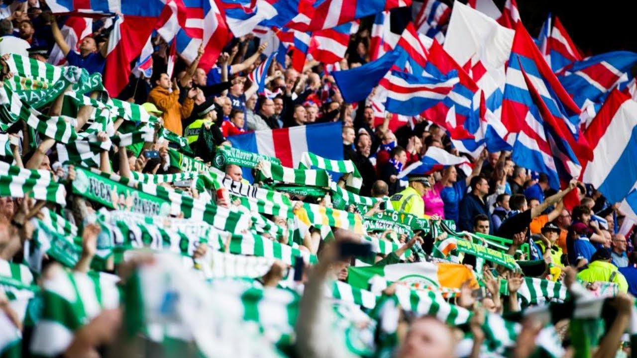 Image result for old firm derby