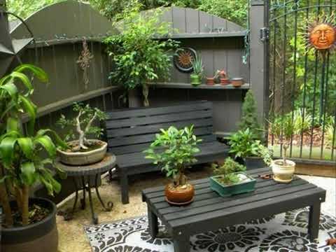 Favorit Kleine terrasse garten ideen für schönes haus - YouTube HY58