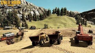 Gold Rush: The Game - Anniversary Update
