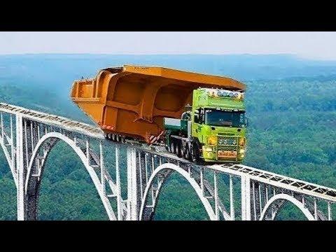12 Самых Эпичных Транспортных Перевозок в Истории !!!