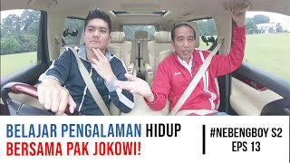 Download Video Aslinya Jokowi Terungkap! Boy William Kaget! - #NebengBoy S2 Eps. 13 MP3 3GP MP4