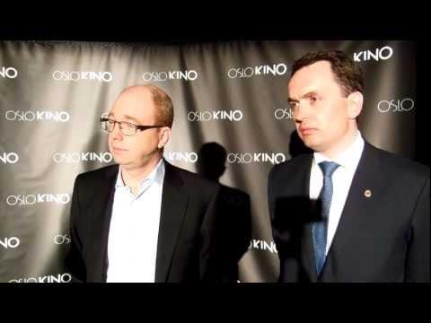 Pressekonferansen: Salg av Oslo Kino til Egmont Nordisk Film