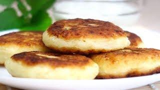 Сырники на сковороде Пальчики оближешь!!!