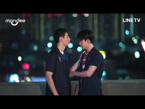 [Eng Sub] Fighter and Tutor Kiss Scene EP 7 - Why R U the series