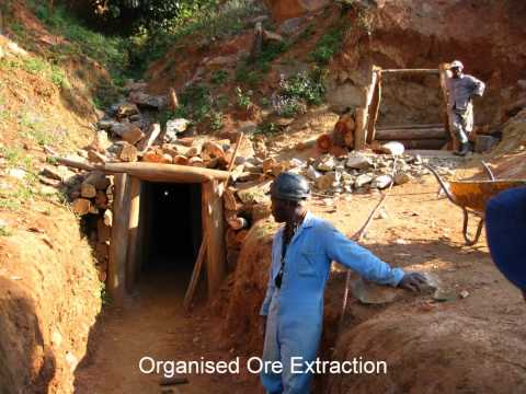Prosperity Journey: Illegal to Legal Gold Mining