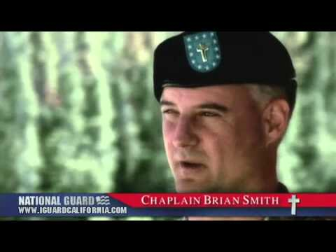 Become A Chaplain in the National Guard