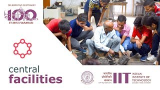 IIT BHU | Central Facilities | Main Workshop | Library | CIF | CCIS