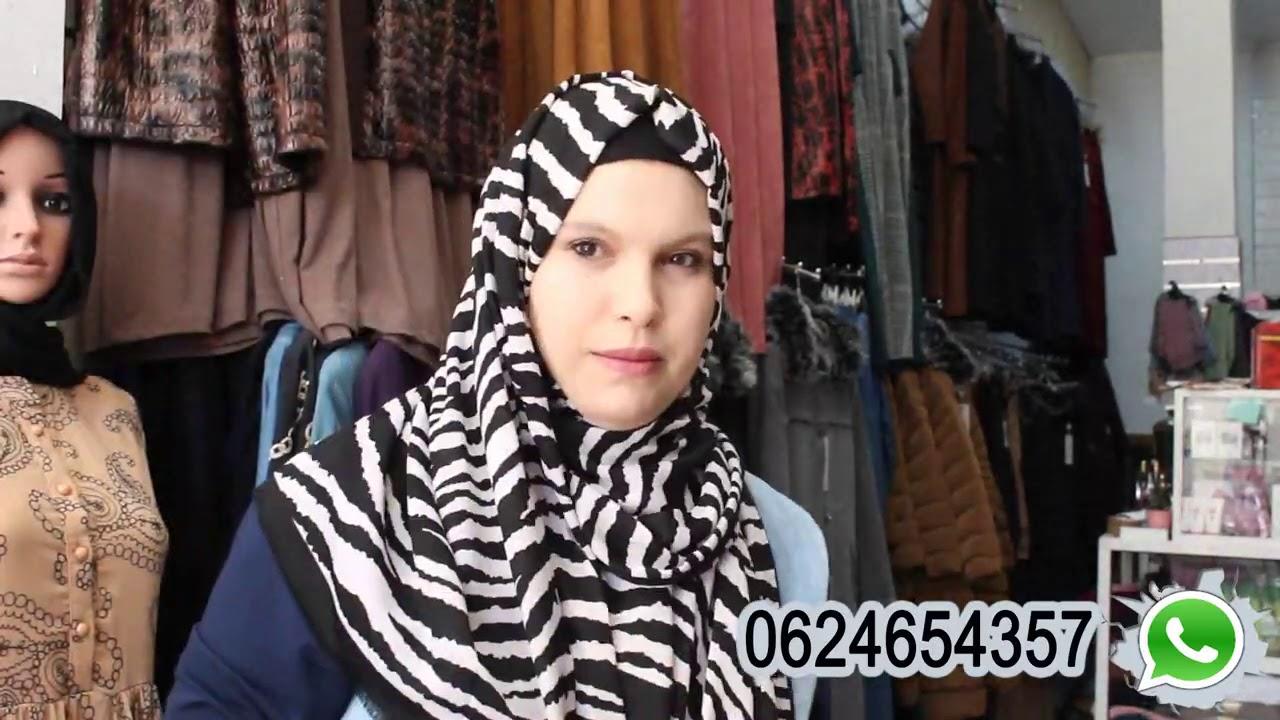 شال تركيا ديال الخيط فيه الطول و العرض 80 درهم ب الجملة و التقسيط