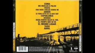 Los Bunkers - Barrio Estación - Full Disco