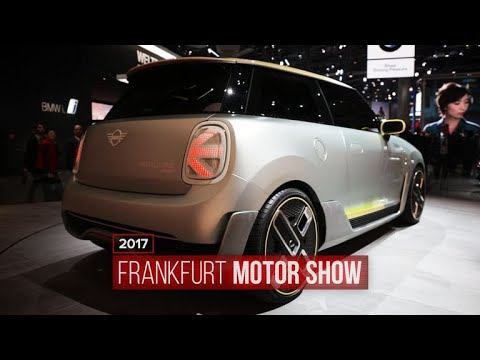 Top five electric cars from the Frankfurt Motor Show