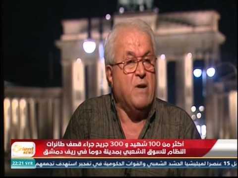 Orient TV - Mr.Abdul Nasser Alaydi