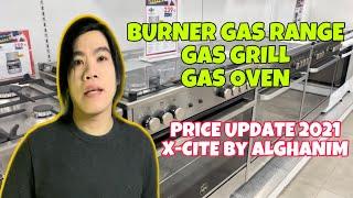 BURNER GAS RANGE / GAS OVEN /G…