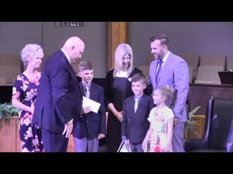 Charge From Pastor R.B.  Ouellette To Pastor JD Howell