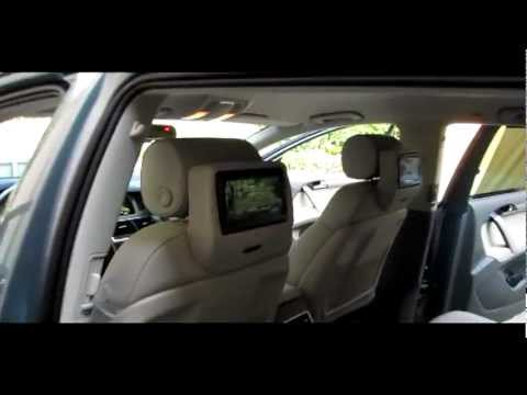 audi q7 rear seat entertainment youtube. Black Bedroom Furniture Sets. Home Design Ideas