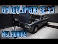Chevrolet Opala Diplomata Se 4.1/s Automatic 4, Instalação De Radiador De Óleo E Melhorias
