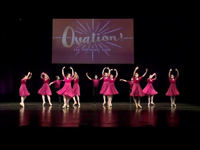 2021 Ovation! USD 497 Virtual Talent Show