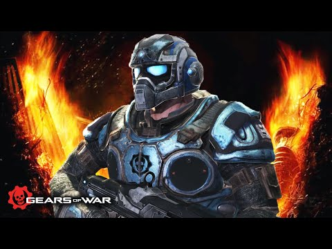 Playing GEARS OF WAR 1 On XBOX 360 In 2020