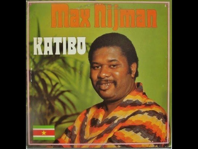 Max Nijman_Katibo (Album) 1975