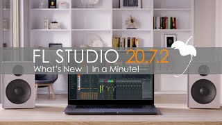FL STUDIO 20.7.2 | In a Minute!