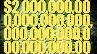 Largest Lawsuit Ever! $2,000,000,000,000,000,000,000,000,000,000,000,000!!!