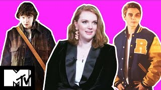 Barb from Stranger Things Talks Riverdale Crossover Shannon Purser tells us what she wants to see in a RiverdaleStranger Things crossover Our trailer mashup will turn your world upside down Subscribe to MTV ...