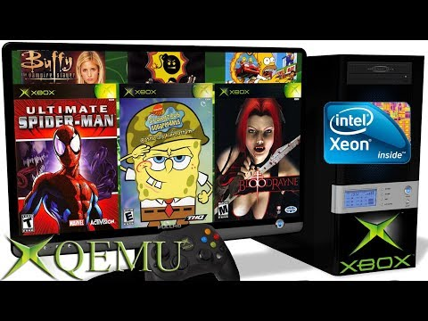 XQEMU 1.0.65 [Xbox Original] - Multi Test 2 [Gameplay] + Launcher #2