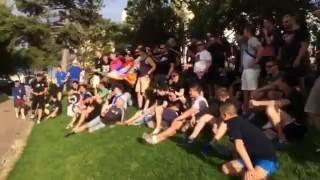 Евро 2016 Российские фанаты во Франции!!! Low, 360p(