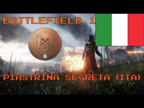 """PIASTRINA SEGRETA """"L'INIZIO"""" BATTLEFIELD 1 Tutorial"""