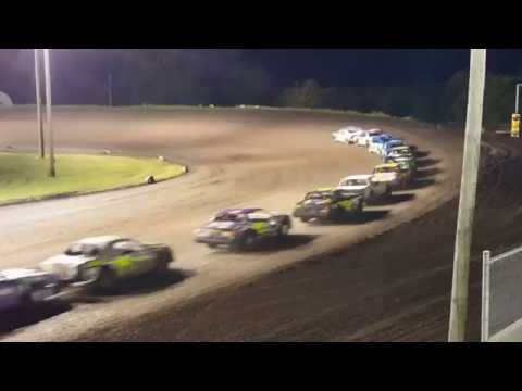 5A Feature Win Boone Speedway 7/9/2016