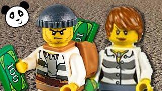 ⭕ Lego Polizei - Verbre¢herjagd im Sumpf 3 - Lego Film