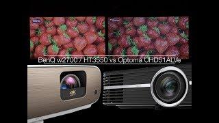 Optoma UHD60 & UHD65 4K UHD HDR Projectors Reviewed