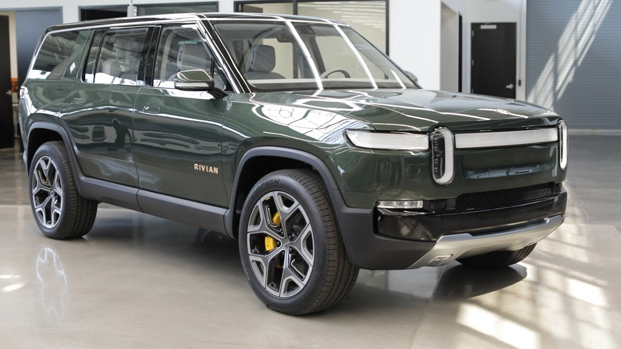 Hear Rivian engineers talk self-driving and designing for adventures