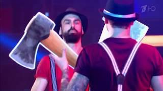 Артур Пирожков— «Как Челентано»  Музыкальное шоу «Ониона»