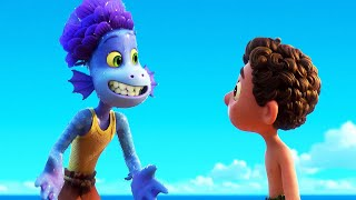 Pixar's LUCA Official EXTENDED TRAILER #2