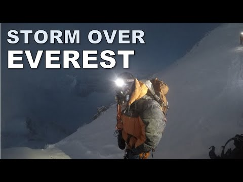 The 1996 Disaster · STORM OVER EVEREST · PBS Documentary