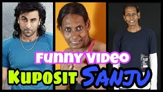 SANJU MOVIE REVIEW | TRAILER SPOOF | KUPOSIT VERSION
