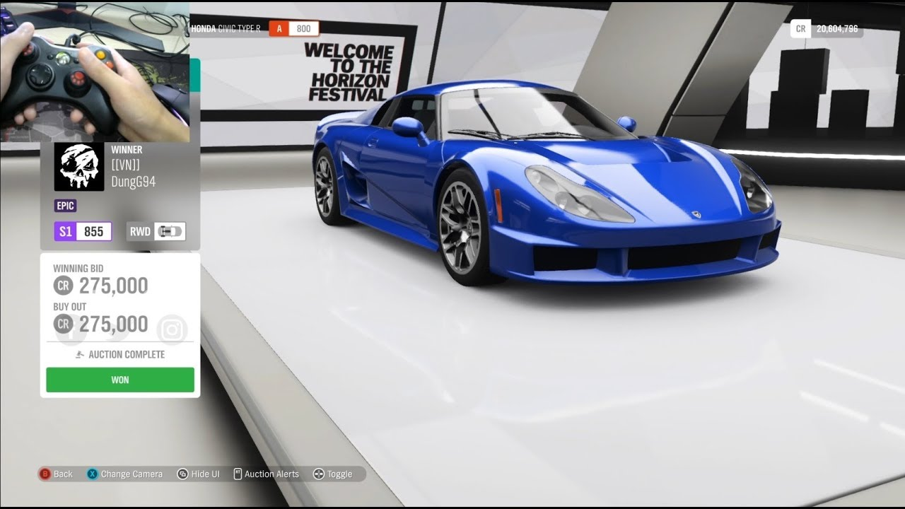 Forza Horizon 4 Auction House Sniping Rossion Q1 Youtube