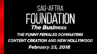 The Business: The Funny Females Dominating Content Creation and New Hollywood