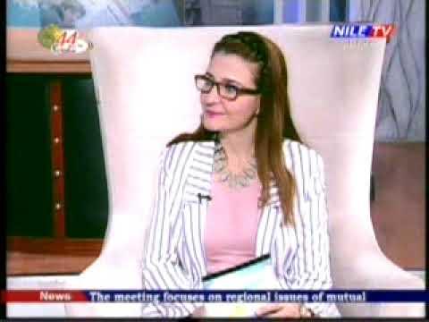 Breakfast show with India's Ambassador to Egypt Sanjay Bhattacharya 26 10 2017